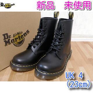 Dr.Martens - ドクターマーチン UK4 1460 8ホール ブーツ 黒 くろ