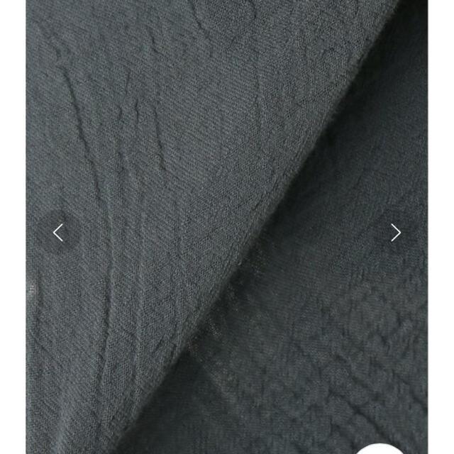 Plage(プラージュ)のplage アトリエフランセ ワンピース  グレー レディースのワンピース(ロングワンピース/マキシワンピース)の商品写真