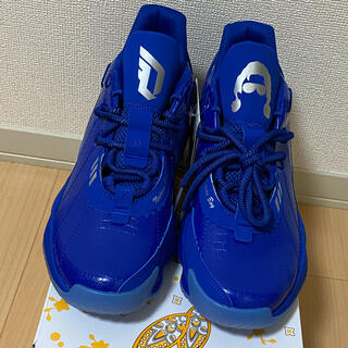 アディダス(adidas)の新品 adidas Dame7 27.0(バスケットボール)