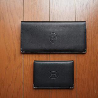 Cartier - カルティエの財布とカードケースセット