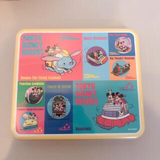 ディズニー(Disney)のこたろう様専用 ディズニー チョコ 缶 ミッキー ミニー レトロ アトラクション(菓子/デザート)
