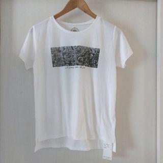 テチチ(Techichi)の新品!テチチ ( Lugnoncure)ペイズリープリントTシャツ(Tシャツ(半袖/袖なし))