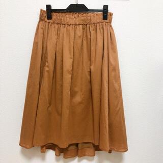 デミルクスビームス(Demi-Luxe BEAMS)のデミルクス ビームス BEAMS ギャザースカート(ひざ丈スカート)