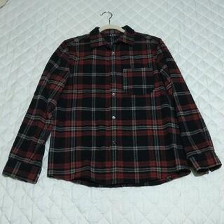 アーペーセー(A.P.C)のA.P.C ウールシャツ/オーバーシャツ M(シャツ)
