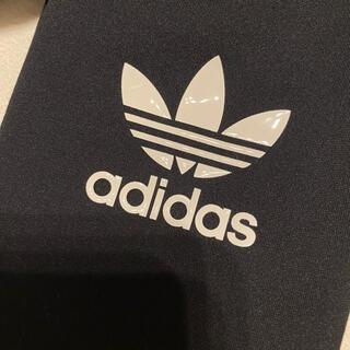 アディダス(adidas)のアディダスレディーススパッツブラック M 未使用タグ付き(レギンス/スパッツ)