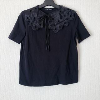 ZARA - zara ザラ 襟付きTシャツ IENA ROPE ジャーナルスタンダード