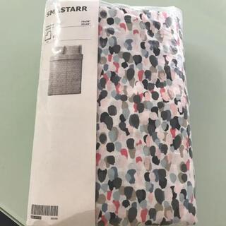 イケア(IKEA)の新品 IKEA 掛け布団カバーセット クイーン(シーツ/カバー)
