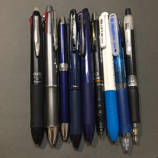 パイロット(PILOT)のフリクション Dr.GRIPなど 多機能 多色 ボールペン シャーペン (ペン/マーカー)