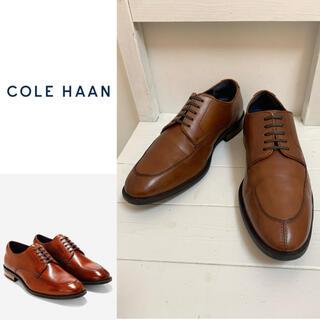 コールハーン(Cole Haan)のCOLE HAAN エディソンスプリットオックスフォード2 Uレザーシューズ(ドレス/ビジネス)