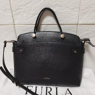 Furla - 【美品 最終値下げ】Fulra AGATA 2wayバッグ フルラ
