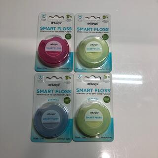 SMART FLOSS スマートフロス4個セット (歯ブラシ/デンタルフロス)