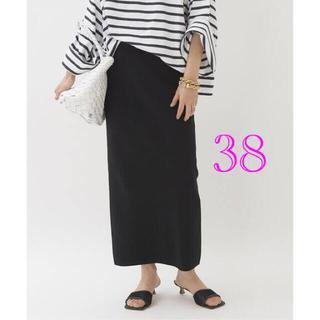 Plage - Plage 《追加》CO/NY Tight スカート2  ブラック38