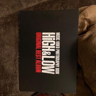 エグザイル トライブ(EXILE TRIBE)のフォトブック HiGH&LOW (ミュージシャン)