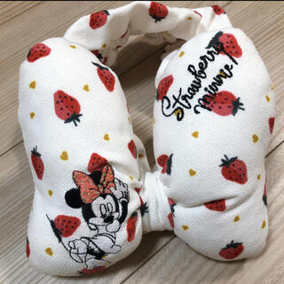 ディズニー(Disney)のストロベリーミニーヘアバンド(ヘアバンド)
