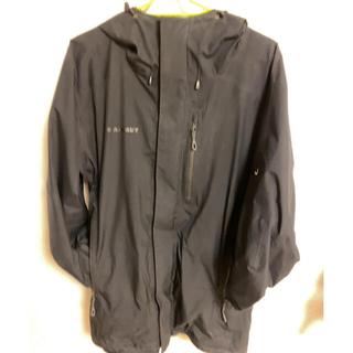 マムート(Mammut)のmammut ayako pro HS Hooded jacket アヤコプロ(マウンテンパーカー)