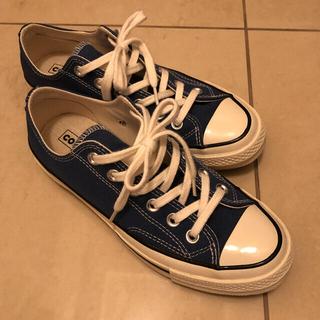 CONVERSE - コンバース  ct70 chuck taylor ブルー  24cm