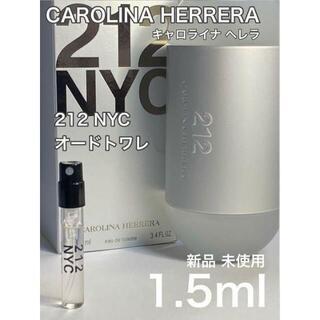 [212] キャロライナヘレラ 212 NYC オードトワレ 1.5ml