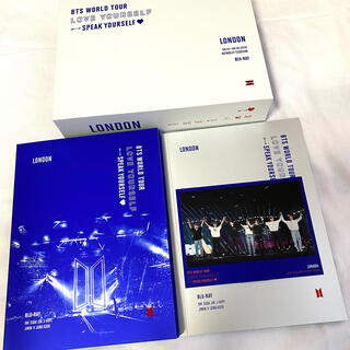 防弾少年団(BTS) - BTS LOVE YOURSELF LONDON Blu-ray