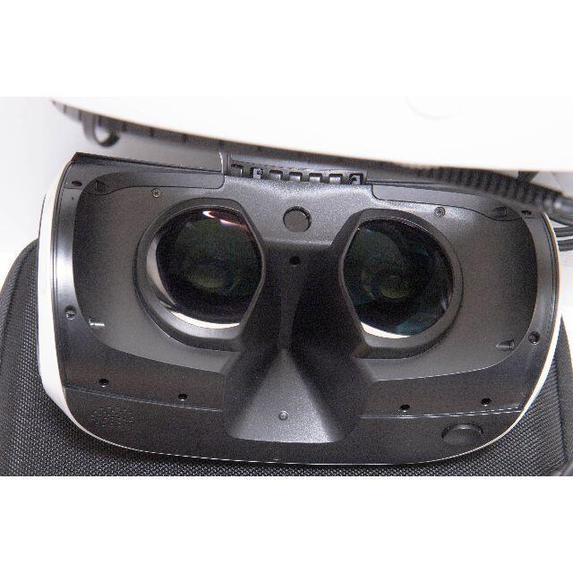 SONY(ソニー)のPlayStation VR  CUH-ZVR1 エンタメ/ホビーのゲームソフト/ゲーム機本体(家庭用ゲーム機本体)の商品写真