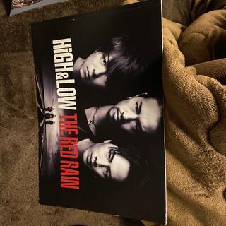エグザイル トライブ(EXILE TRIBE)のHiGH&LOW THE RED RAIN (ミュージシャン)