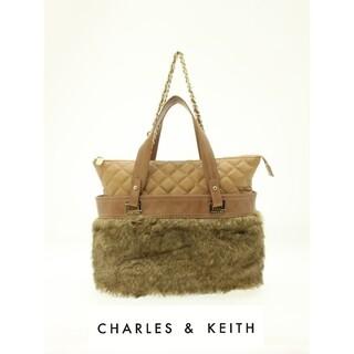 チャールズアンドキース(Charles and Keith)の新品 チャールズアンドキース トートバッグ(トートバッグ)