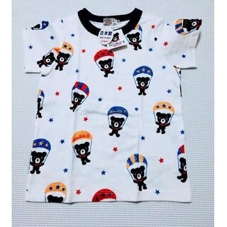 ダブルビー(DOUBLE.B)のダブルB ミキハウス Tシャツ カットソー 100(Tシャツ/カットソー)