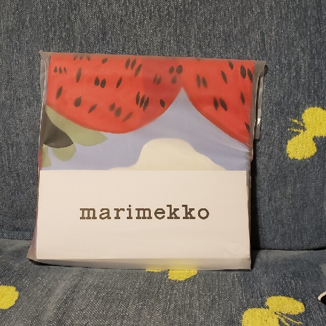 marimekko(マリメッコ)のマリメッコ マンシッカヴォレット デュベカバー シングル インテリア/住まい/日用品の寝具(シーツ/カバー)の商品写真