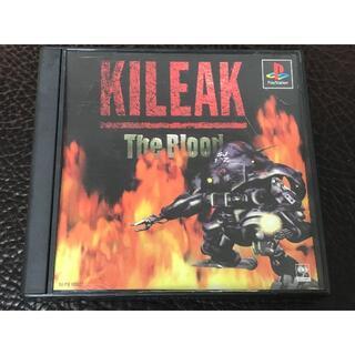 プレイステーション(PlayStation)の★ 動作品 PS ★ KILEAK The Blood キリークザブラッド(家庭用ゲームソフト)