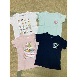ユニクロ(UNIQLO)のすみっこTシャツ(Tシャツ/カットソー)