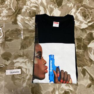 シュプリーム(Supreme)の21ss Supreme Water Pistol tee tシャツ L 黒(Tシャツ/カットソー(半袖/袖なし))