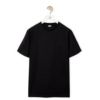 LOEWE - 新品未使用LOEWEロエベアナグラムエンブロイダリーTシャツブラック黒XXS
