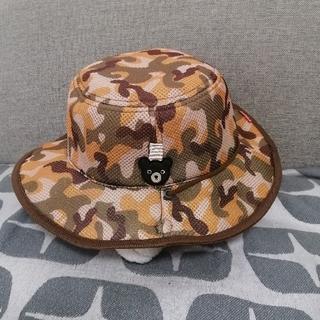ダブルビー(DOUBLE.B)のダブルB☆54センチ(帽子)