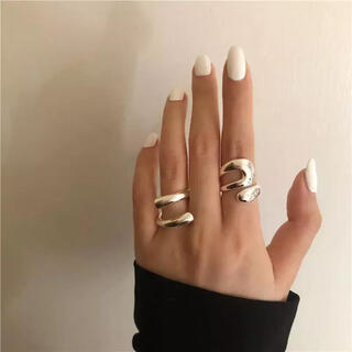 TODAYFUL - spiral ring