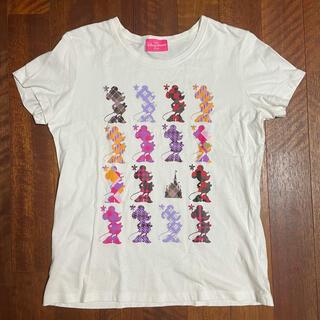 ディズニー(Disney)のTシャツ ディズニーリゾート ミニー(Tシャツ(半袖/袖なし))