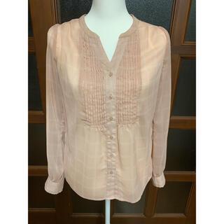 ギャップ(GAP)のGAP ピンクシャツ(シャツ/ブラウス(長袖/七分))