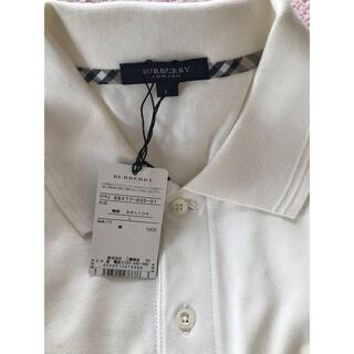 バーバリー(BURBERRY)の◇未使用◇ バーバリー  ポロシャツ   メンズ(ポロシャツ)
