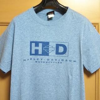Harley Davidson - HARLEY DAVIDSON デトロイト オフィシャル Tシャツ ハーレーダビ