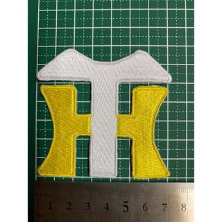 アイロンワッペン 阪神タイガース 刺繍(応援グッズ)