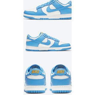 NIKE - WMNS NIKE DUNK LOW COAST27.5cm