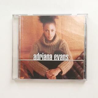 中古美品 adriana evans エイドリアナ・エバンス R&B CD (ポップス/ロック(洋楽))