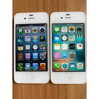 Apple - iPhone 4s 16GB 2台セット