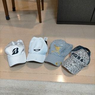 オークリー(Oakley)のゴルフ 帽子セット(キャップ)