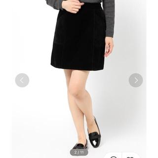 フリーズマート(FREE'S MART)のFREE'S MART 台形スカート(ミニスカート)