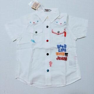 DOUBLE.B - ダブルB 半袖 シャツ Tシャツ ブラウス 新品