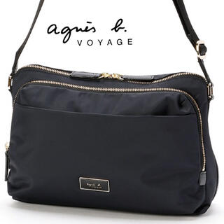 agnes b. - agnes b.  voyage アニエスベー ボヤージュ ショルダーバッグ