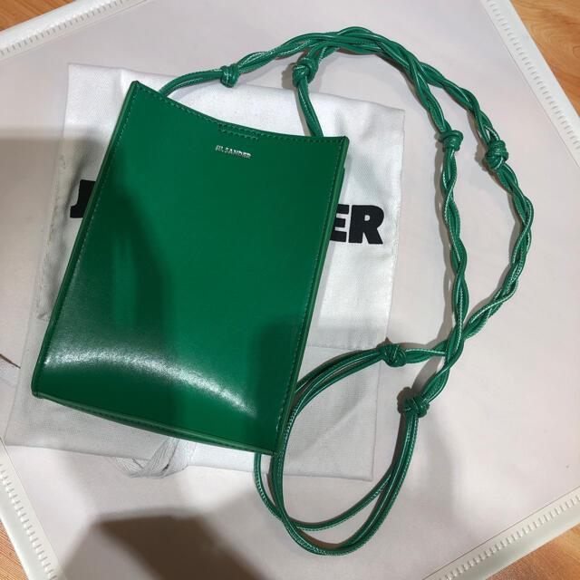 Jil Sander(ジルサンダー)のジルサンダー タングルバック スモール レディースのバッグ(ショルダーバッグ)の商品写真