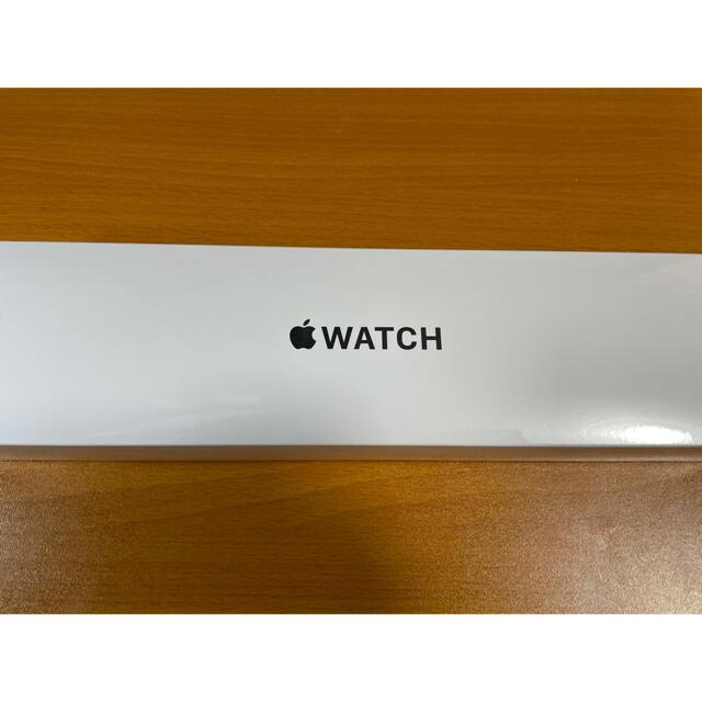 Apple Watch(アップルウォッチ)のApple Watch SE 40mm 未開封新品 メンズの時計(腕時計(デジタル))の商品写真