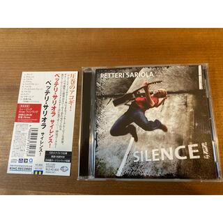 Petteri Sariola 「SILENCE」ペッテリ・サリオラ/サイレンス(ポップス/ロック(洋楽))