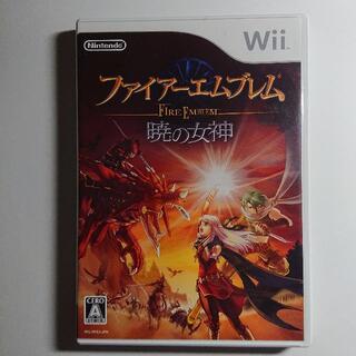ウィー(Wii)のファイアーエムブレム 暁の女神 Wii(家庭用ゲームソフト)