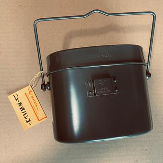 未使用 エバニュー 飯盒 ニュー兵式ハンゴー 調理セット EVER NEW(調理器具)